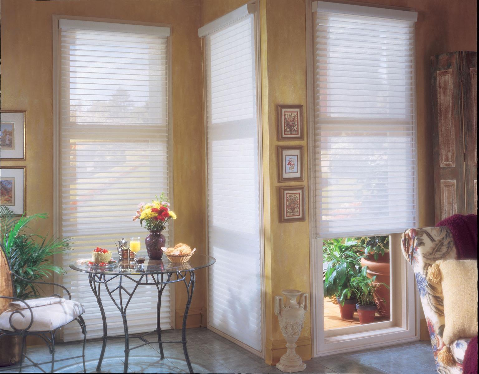 Irvine Window Coverings Villa Blind And Shutter