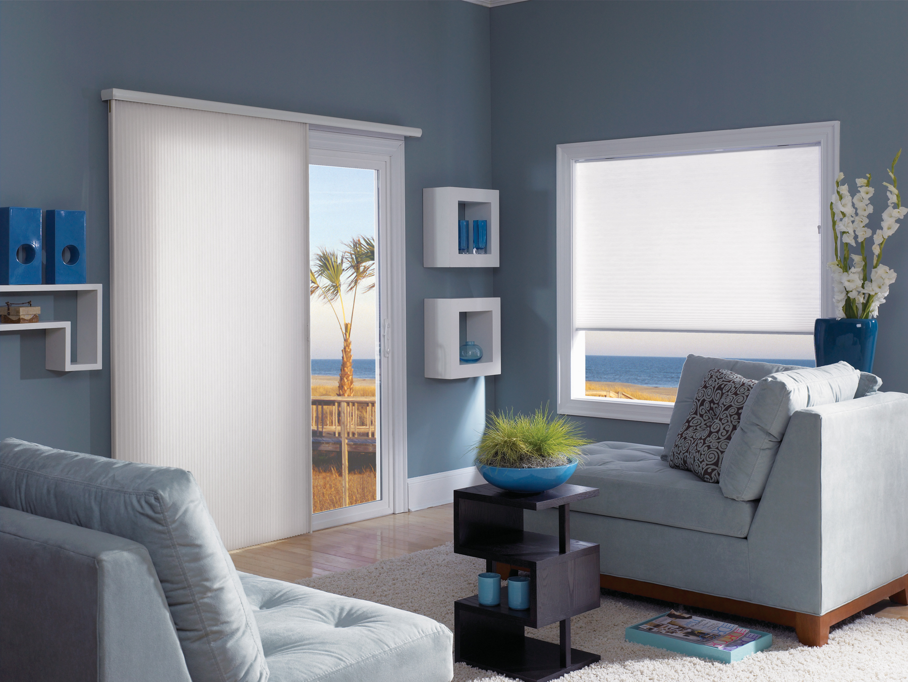 Design Ideas for Patio Doors - Villa Blind and Shutter