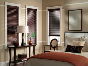 faux wood blinds 2