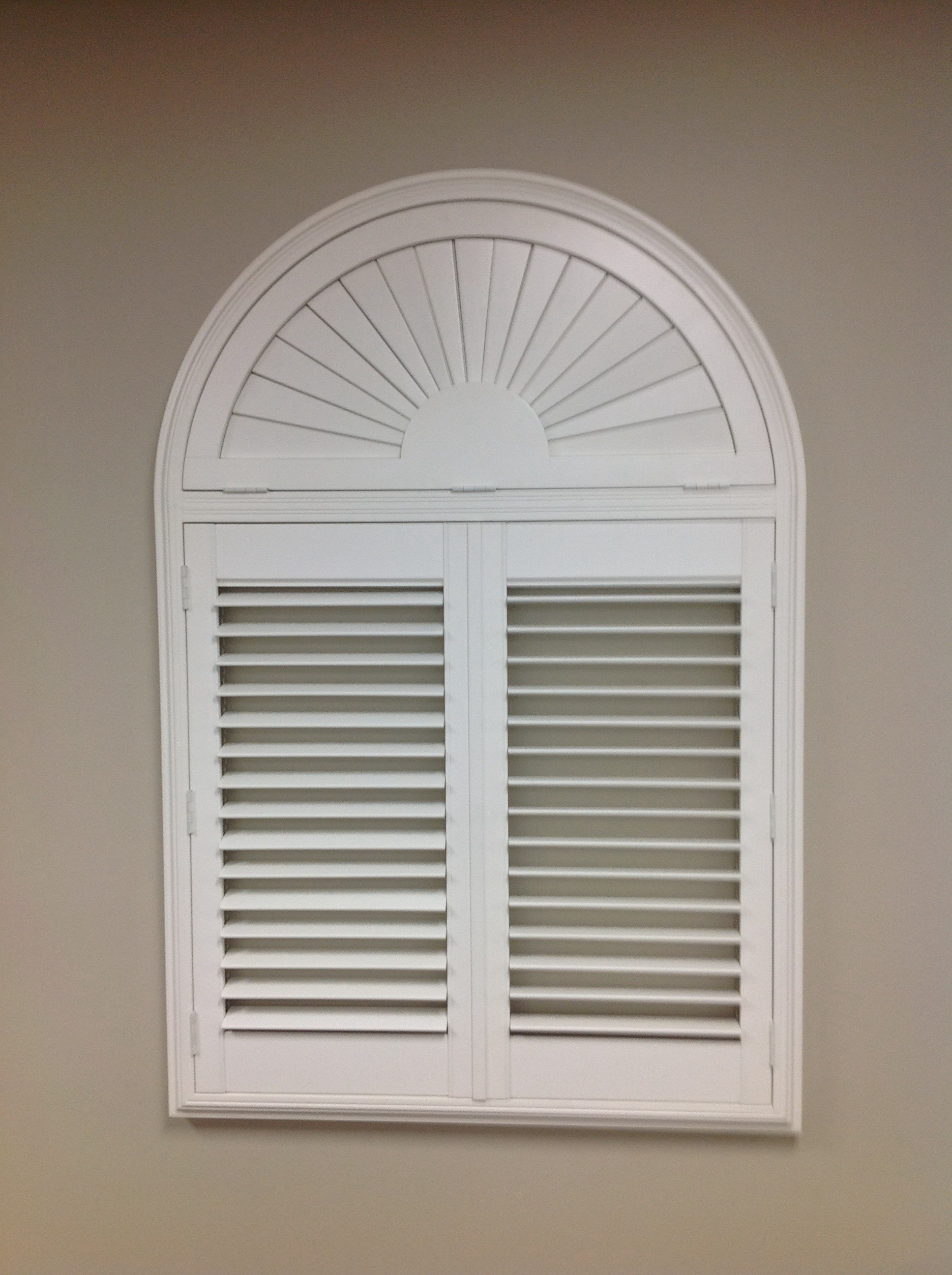 Arched Shutters Archives Villa Blind And Shutter