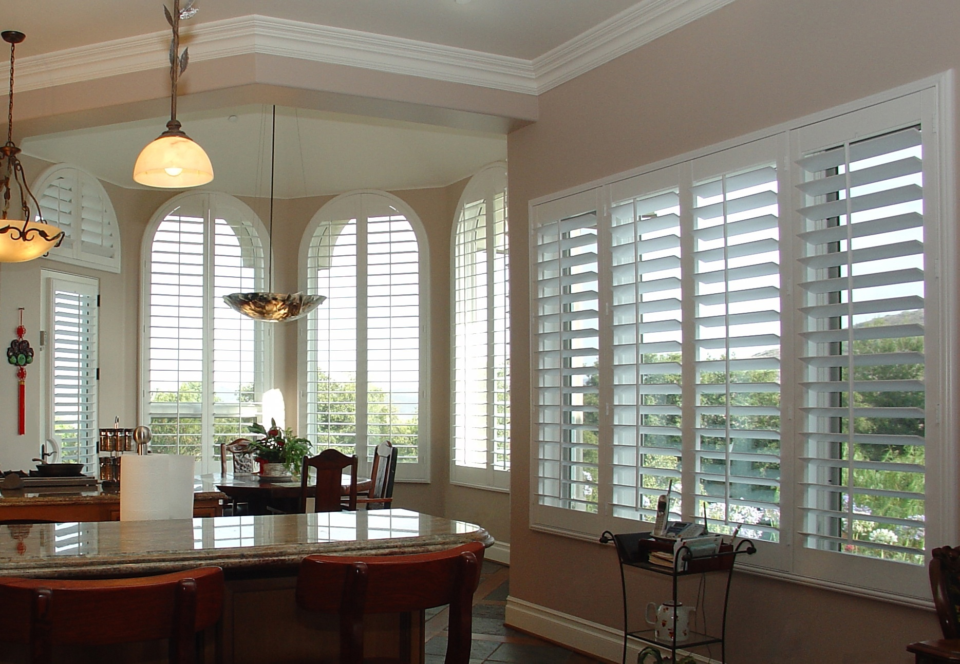 Cypress Plantation Shutters And Blinds Villa Blind And