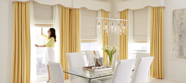 Beautiful Window Treatments window treatments - villa blind and shutter