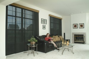 Soft Treatments, Shades of Elegance roller shades