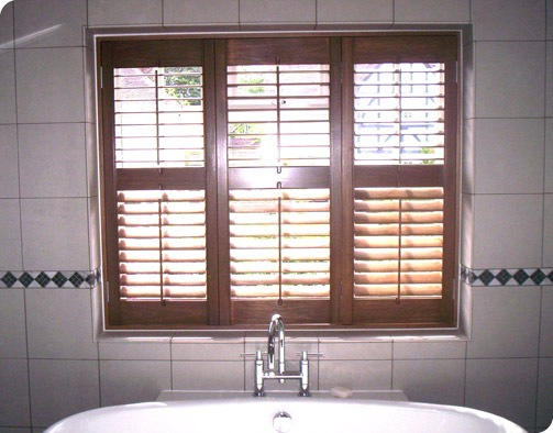 Norwalk shutters job of the week villa blind and shutter for Cheap window shutters interior