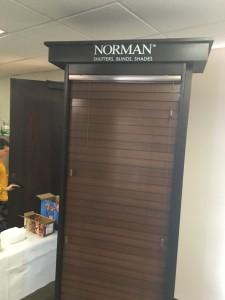 Norman Shutter Certification Villa Blind And Shutter