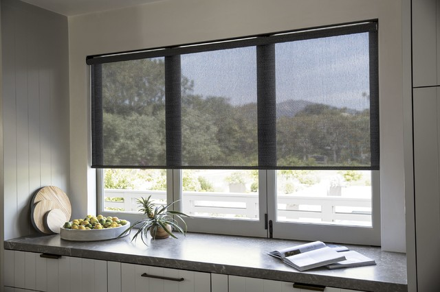 Norman Roller Shades Villa Blind And Shutter