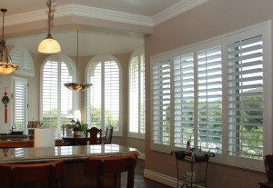 Cypress blinds