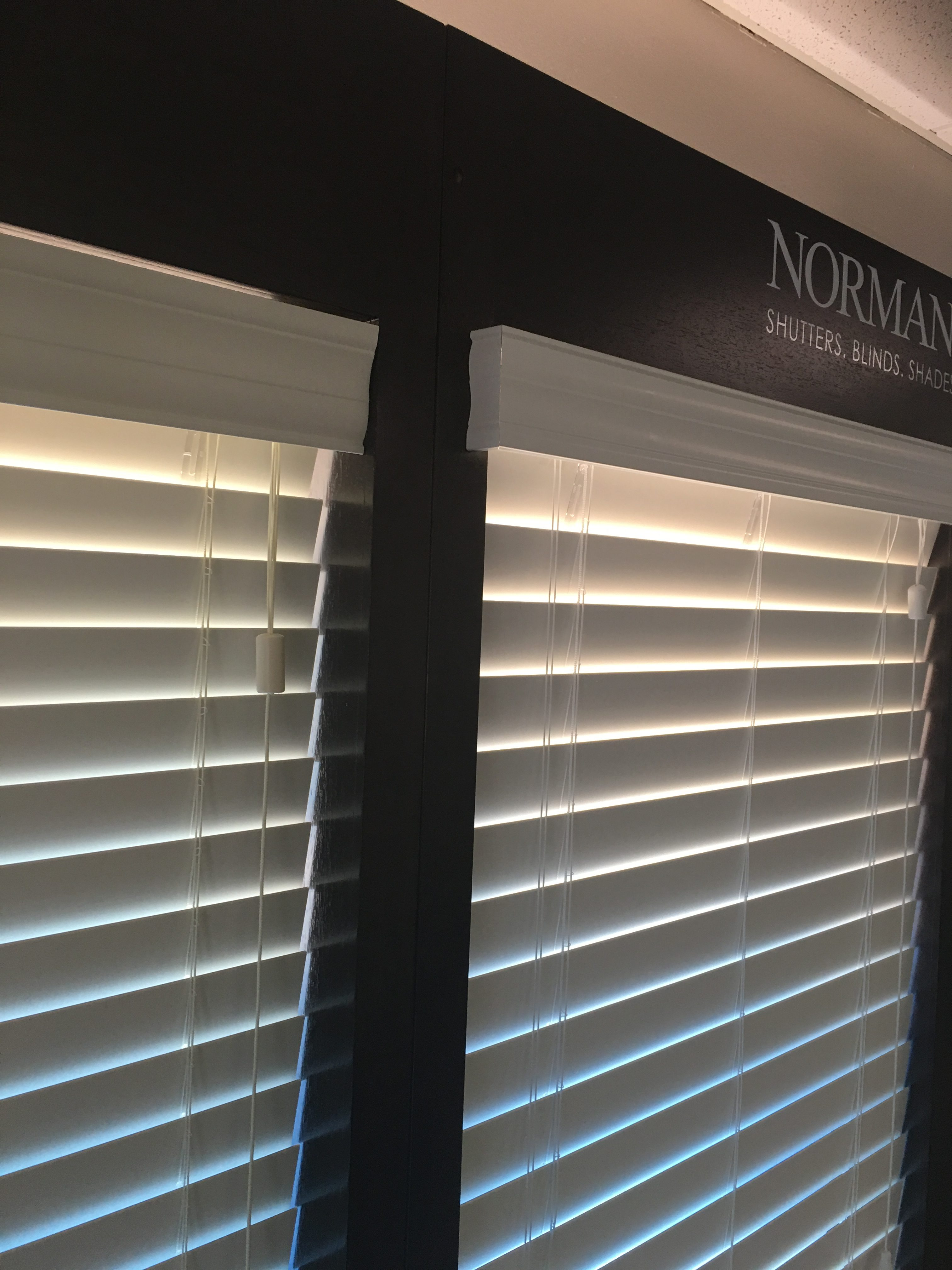 Put Norman Technology To Work With Performance Faux Wood Blinds Designed Be A Cinch Operate And Withstand The Elements Including Light Heat